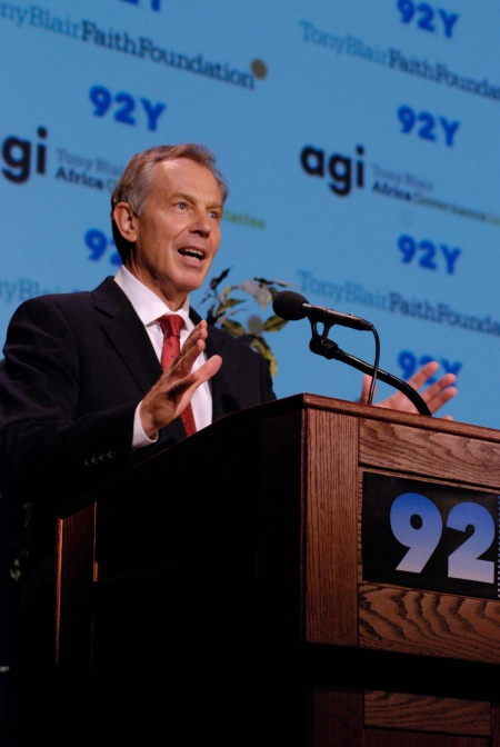 92Y Tony Blair 1